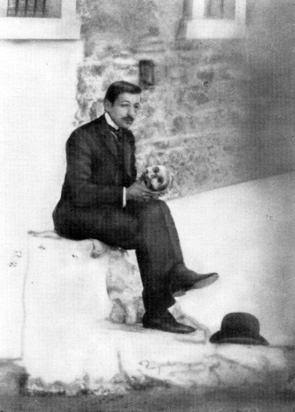 Tak wyglądał George Papanicolaou, który niezależnie z Aurelem Babeșem opracował metodę badania cytologicznego. Pionier cytopatologii i wczesnego wykrywania raka. Źródło: Wikipedia (Public Domain)